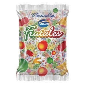 Caramelos  Arcor Frutales Masticables