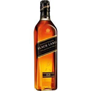 Whisky Johnny Walker Estacionado Etiqueta Negra
