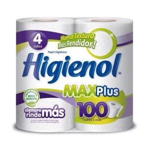 Papel Higiénico Max Plus
