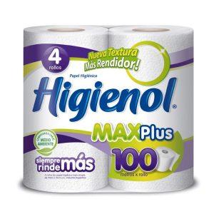 Papel Higiénico Max Plus