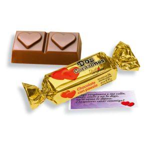 Chocolate Felfort 2 Corazones