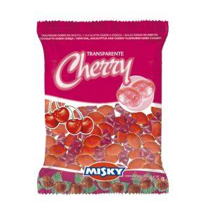 Caramelos  Misky Transparrente Cherry