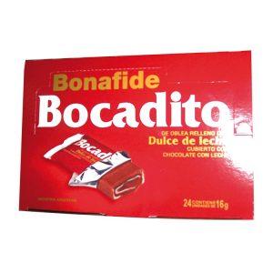 Bocadito Bonafide Dulce de Leche