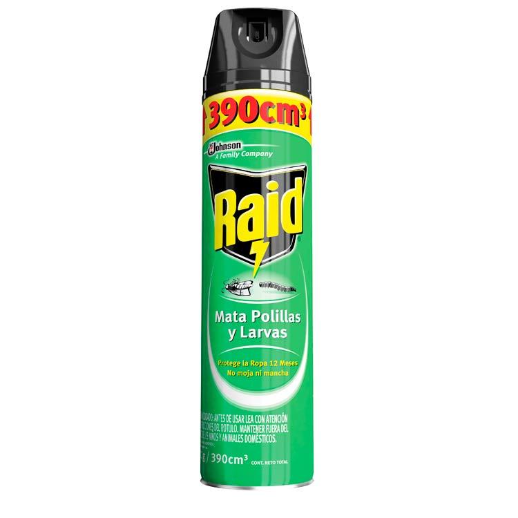 Insecticida Antipolillas