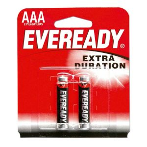 Pilas Eveready Aaa