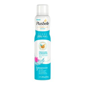 Antitranspirante Femenino Plusbelle Fresh