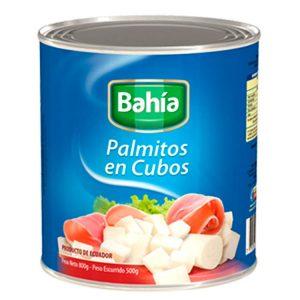 Palmitos en Cubos