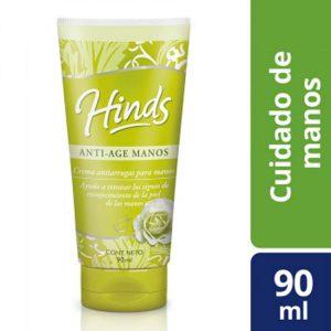 Crema para Manos Hinds Anti Age