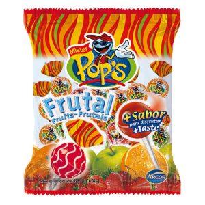 Chupetines  Mr.Pops Frutal
