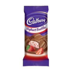 Chocolate Cadbury Yogurt Frutilla