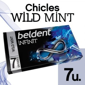 Chicles Beldent Infinit Wild Mint