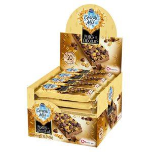 Barra Cereal Mix Placer de Chocolate