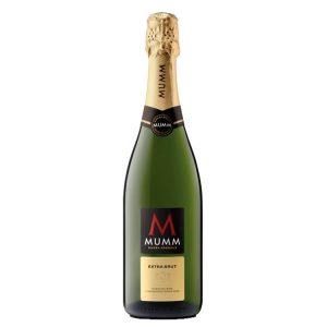 Champagne Cuvee Mumm Extra Brut