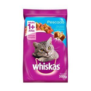 Alimento para Animales Whiskas Pescado