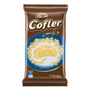 Chocolate Cofler Blanco Aireado