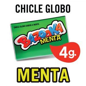 Chicles Bazooka Glob.Mta.
