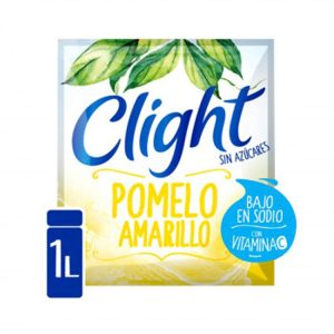 Jugo En Polvo Clight Pomelo Amarillo