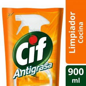 Limpiador Antigrasa