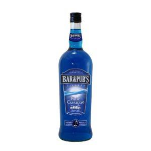 Licor Blue Curacao Bar Y Pubs