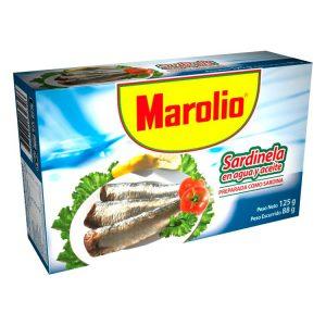 Sardinas en Aceite