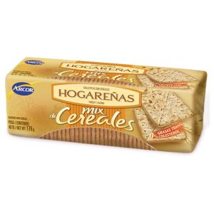 Galletitas de Salvado Mix Cereal