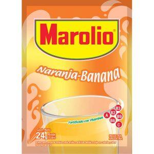 Jugo Marolio Naranja - Banana