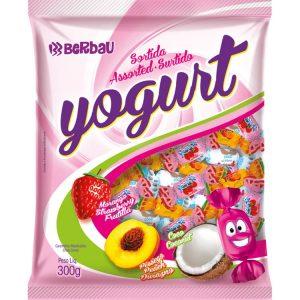 Caramelos  Berbau Yogurt Masticables
