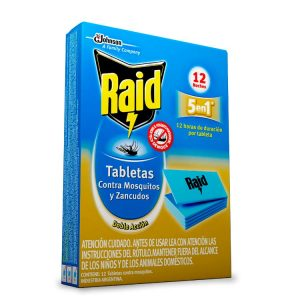 Tableta para Mosquitos