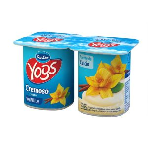Yogur Sancor Yogs Entero Vainilla