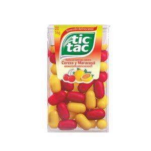Pastillas Tic Tac Frutos Rojos