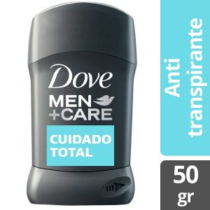 Antitranspirante Masculino Dove en Barra Clear