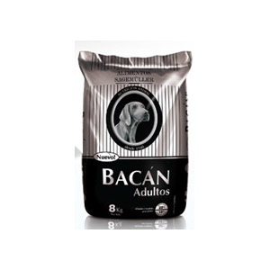 Alimento para Animales Bacan Carne Premium