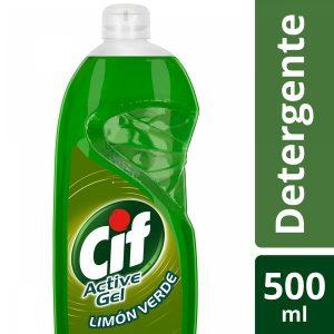 Detergente Aroma Limón Verde