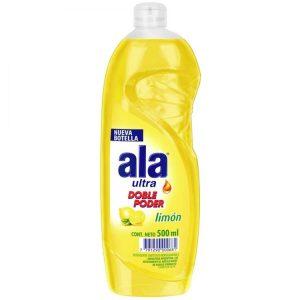 Detergente Aroma Limón