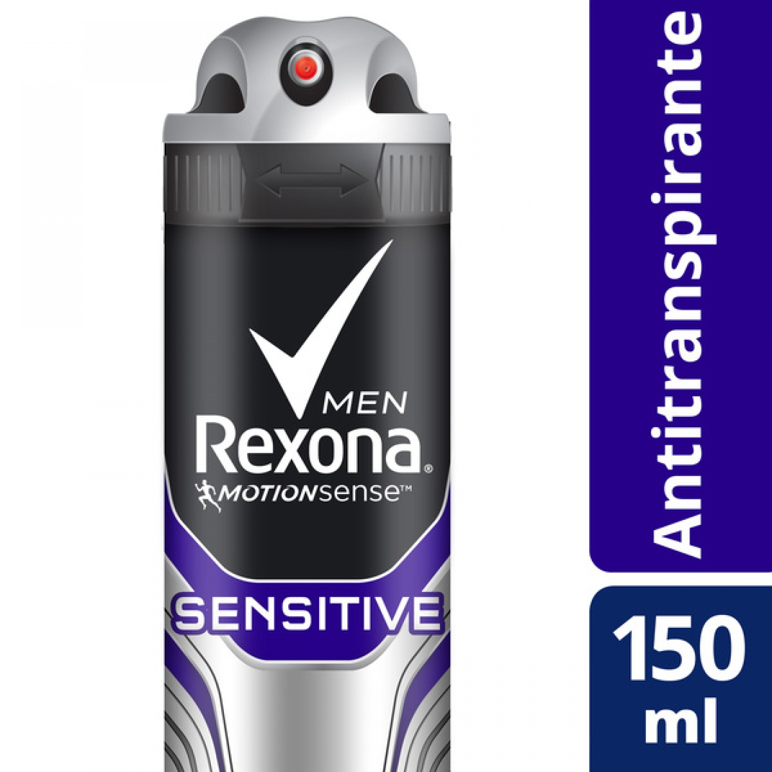 Antitranspirante Masculino Rexona Sensitive