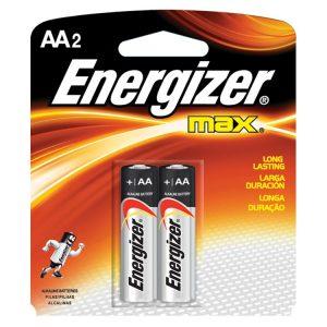 Pilas Energizer Aa(E91)