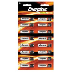 Pilas Energizer Aaa (E92)