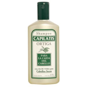 Shampoo Capilatis Aloe Vera para Cabellos Secos