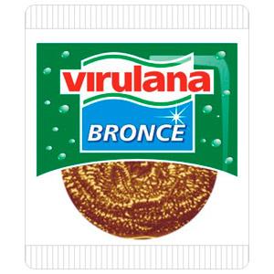 Esponja con Bronce