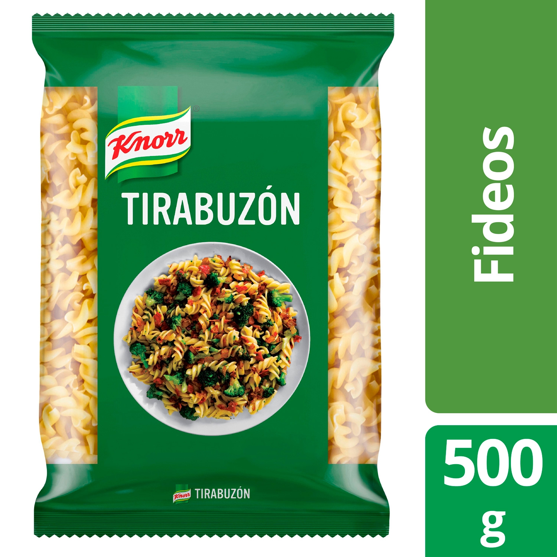 Fideos Tirabuzones