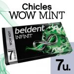 Chicles Beldent Infinit Wow Mint 1