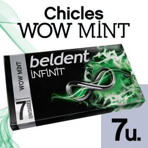 Chicles Beldent Infinit Wow Mint