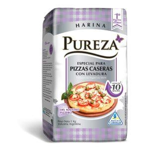 Harina Especial Para Pizzas Caseras