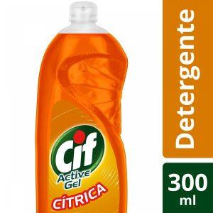 Detergente Aroma Cítrico