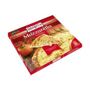 Pizza Sibarita Muzzarella