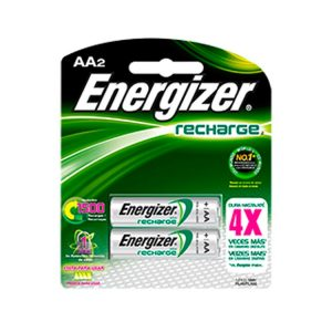 Pilas Energizer Aa Recargable Nh15