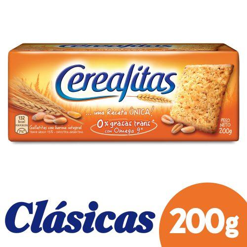Galletitas Integrales