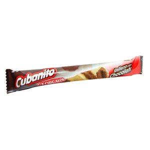 Cubanitos Georgalos Relleno Chocolate