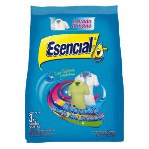 Jabón en Polvo Esencial Regular