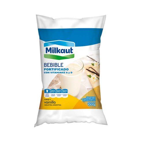 Yogur Milkaut Sachet Vainilla